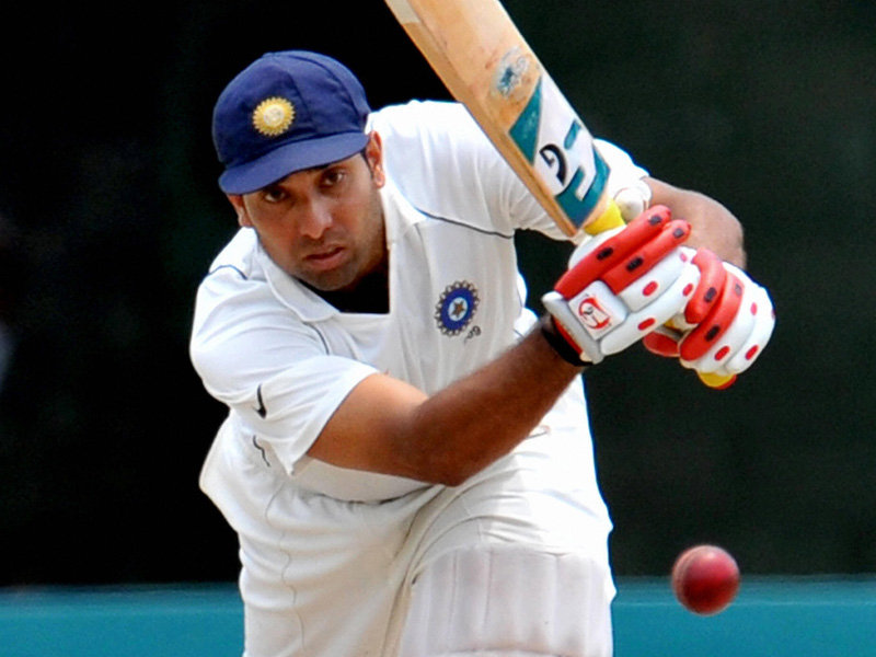 VVS Laxman handed out a batting masterclass to India's youngsters in Barbados