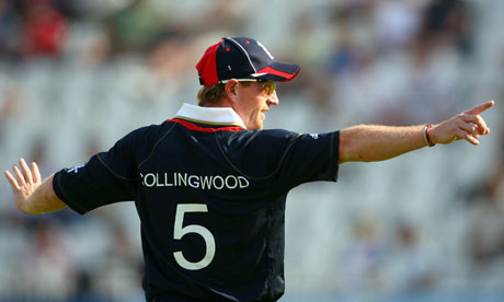 Paul Collingwood is on a mission and who would bet against him