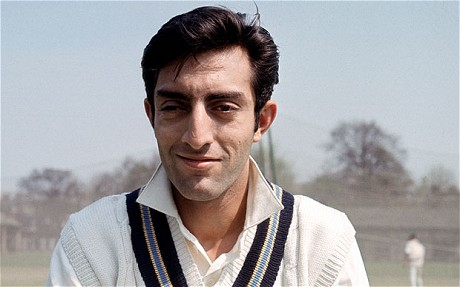 Mansoor Ali 'Tiger' Pataudi 1941-2011