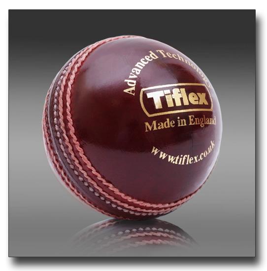 The Tiflex cricket ball RIP