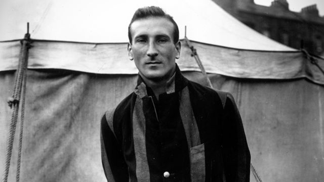 Douglas Jardine - My Favourite Cricketer