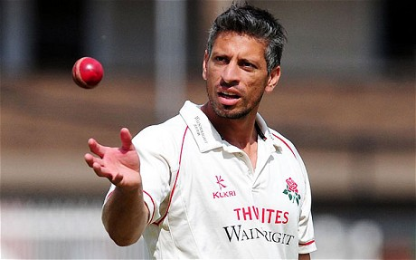 Sajid Mahmood - yes you are reading this correctly, he really did take 10 wickets in the win over Notts