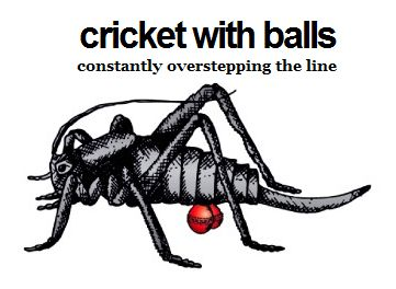 Cricket with balls - the creation of the warped mind of Jarrod Kimber