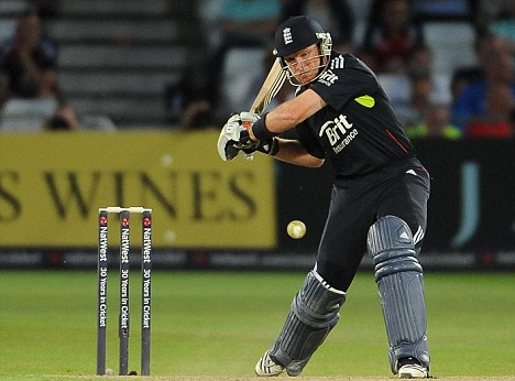 England don't seem to know what to do with Ian Bell  in its ODI batting line-up