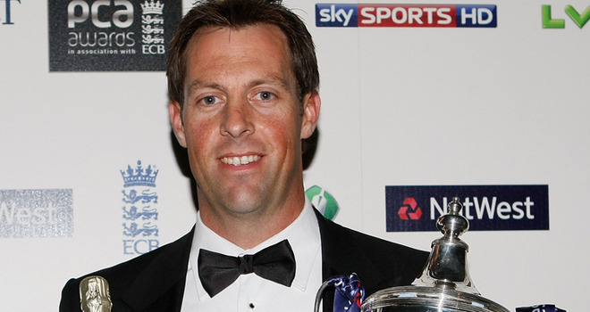 Marcus Trescothick finally gets his hands on some silverware after yet another run-filled season