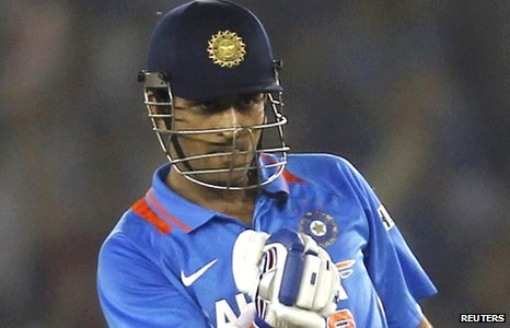 MS Dhoni - the King of Cool