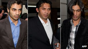 Salman Butt, Mohammad Asif and Mohammad Aamer have paid the ultimate price for their wanton act of folly