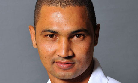 Alviro Petersen - not a fan of The Reverse Sweep