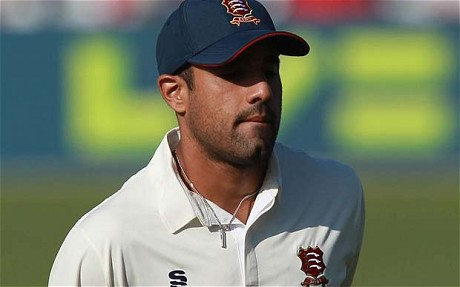 Ravi Bopara was the hero of the hour for Essex against Glamorgan at Chelmsford