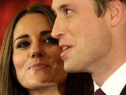 My great friends, the Duke and Duchess of Cambridge