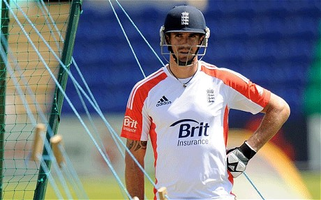 Kevin Pietersen - if the media is to be believed, this is a big series for KP