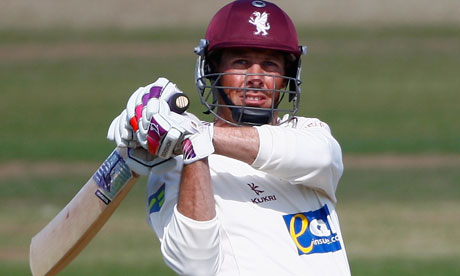 Marcus Trescothick - so near, but yet so far from  cricket's Holy Grail of 1,000 runs by the end of May