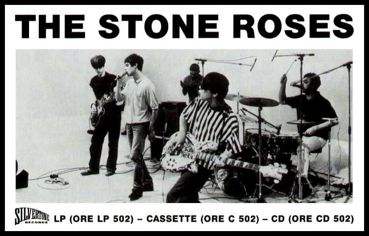 The Stone Roses - Ian Bell seems to have taken inspiration from the Roses' brilliant 'I Am The Resurrection'