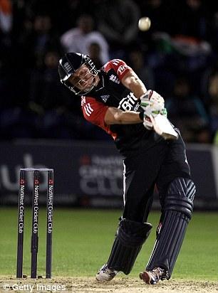 Jonny Bairstow likes hitting sixes