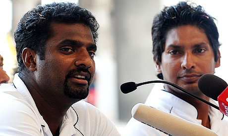 Murali speaks and King Kumar ponders just how hard it will be without the Kandy Conjurer, but even he couldn't have realised how hard it would be