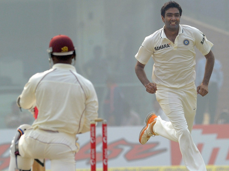Ravichandran Ashwin's stunning start to Test cricket seems to have curtailed the Test career of Harbhajan Singh