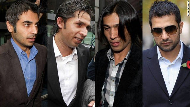 Sadly Butt, Asif and Amir spent more time in jail than on the pitch in 2011 - Majeed's fate was less sad