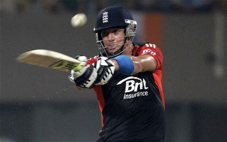 KP was the prince of Kolkata as England finally won a match on their ill-fated tour of India