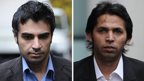 Guilty - Salman Butt and Mohammad Asif face some time behind bars