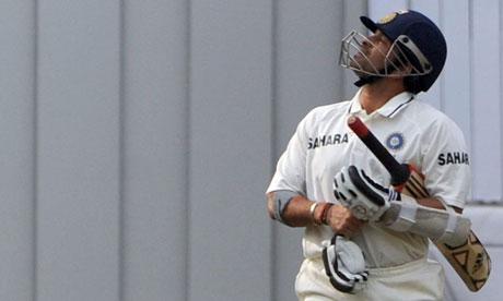 Sachin Tendulkar departs just six runs short of his magical ton of tons - keep them waiting must now be his motto