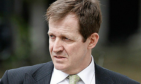 Alastair Campbell - a man who knows a bit about bowling unplayable spin