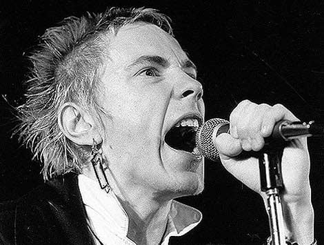 Johnny Rotten and cricket - surely some mistake