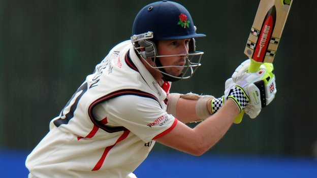Paul Horton saved Lancashire's skin with a seven-and-a-half hour 137 at Edgbaston