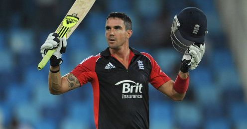 Thank you and goodnight. Kevin Pietersen has now left the building