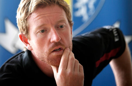 There's been plenty of scratching of chins for Paul Collingwood and Durham this season