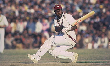 King Viv - Sir Vivian Richards is unbelievably 60 today