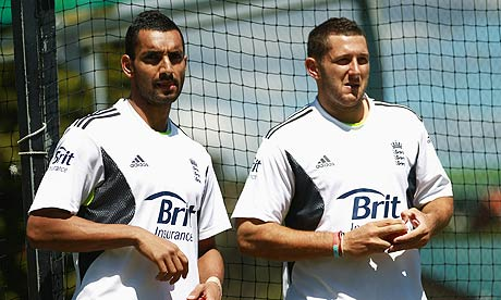Ajmal Shahzad, Tim Bresnan and that cheese sandwich