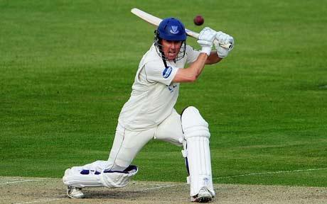 Sussex will need plenty of runs from Murray Goodwin if they are to escape the Division 1 trapdoor