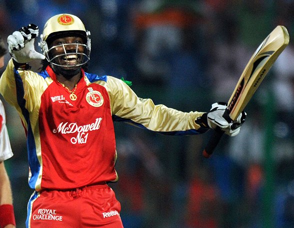 Chris Gayle seems to be enjoying his time in India, but could he have helped West Indies see off Australia