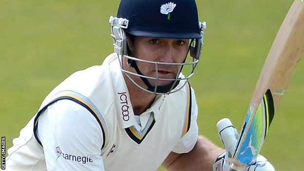 Phil Jaques provided the backbone to Yorkshire's run chase at Bristol